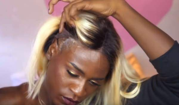 New Method To Apply Full Lace Wig