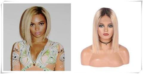 The Ombre Blonde Lace Wig From Afsisterwig---- Beyonce Wig