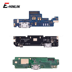 USB Power Charging Connector Plug Port Dock Flex Cable For Xiaomi Redmi 2 2A 3S 4A 4X 5A Note 4X Global 2 4 Note 3 Pro 5A