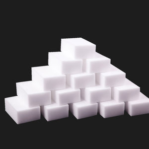 100/40/20/10pc Magic Sponge Eraser Melamine Sponge Kitchen Clean Accessory/Bathroom/Office Dish Cleaning Nano 10X6X2CM