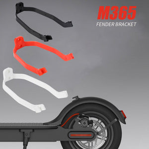 High Density Nylon Front Rear Mudguard Support for Xiaomi M365 & M365 Pro Electric Scooter Rear