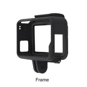 For GoPro Accessories GoPro Hero 7 6 5 Protective Frame Case Camcorder Housing Case For GoPro