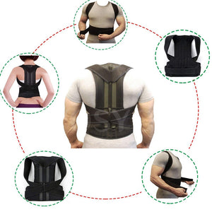 Posture Corrector for Men and Women Back Posture Brace Clavicle Support Stop Slouching and