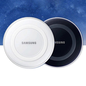 5V/2A QI Wireless Charger Charge Pad with micro usb cable For Samsung Galaxy S7 S6 EDGE S8 S9 S10