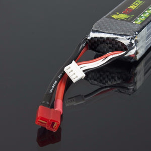 LION POWER 11.1v 1500mAh 2200mah 2800mah 3000mah 4200mah 5200mah lipo battery T/XT-60 for RC helicopter/car/boat toys 3s battery