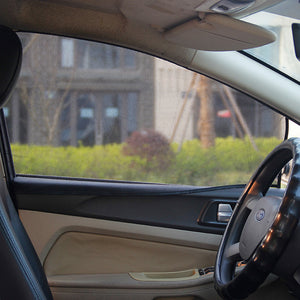 Magnetic Car Sun Shade UV Protection Car Curtain Car Window Sunshade Side Window Mesh Sun Visor