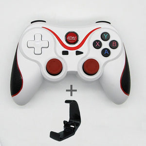 Wireless Android Gamepad T3 X3 Wireless Joystick Game Controller bluetooth BT3.0 Joystick For Mobile