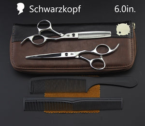 New Profissional Hairdressing Scissors Hair Cutting Scissors Set Barber Shears High Quality Salon