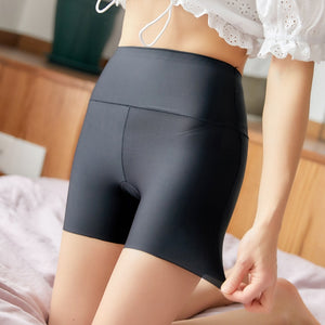 LANGSHA Women Safety Shorts Pants Seamless Nylon Panties Seamless Emptied Boyshorts Boxers Girls