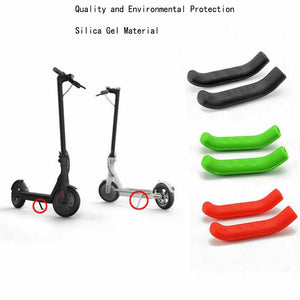 Brake Handle Cover Protector for Xiaomi M365 Electric Scooter Antiskid Accessories Bike Bicycle