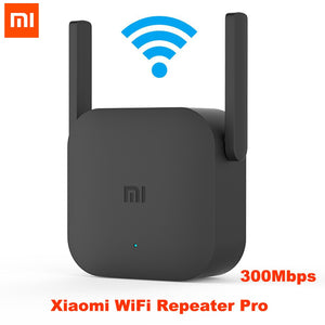 Xiaomi Mijia WiFi Repeater Pro 300M Mi Amplifier Network Expander Router Power Extender Roteador 2
