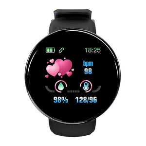 Sport Smart Watch Men Smartwatch Women Smart Watch Blood Pressure Heart Rate Monitor Waterproof