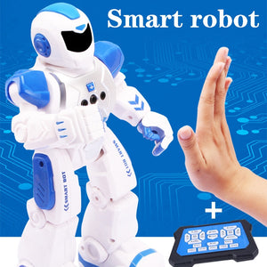 Robot programable inteligente electric Sing Remote Control Educational humanoid robotics Kids Toys