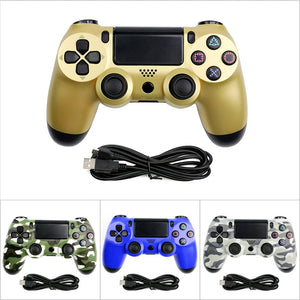 Wired Gamepad For Playstation Sony PS4 Controller Joystick Joypad Controle for DualShock Vibration