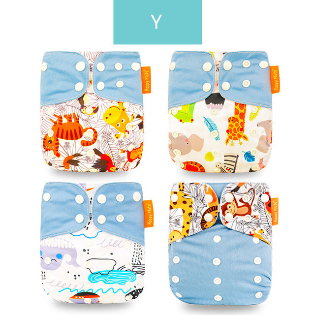 Reusable Washable Pocket Pocketwinder Baby Diapers Cloth Diapers Insole Nappy DE