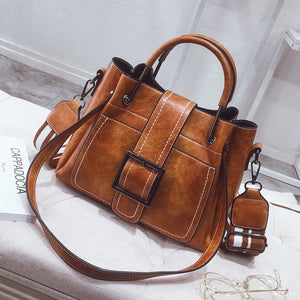 Duzeala Crossbody Bags For Women 2019 Shoulder Bag Female Leather Flap Cheap Women Messenger Bags Small Bolsa Feminina