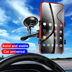 Car Phone Holder Mobile Phone Holder Windshield Car Holder For Iphone11 8 7 For Huawei Samsung