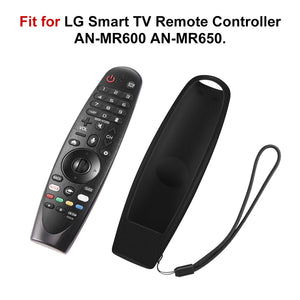 Smart OLED TV Protective Silicone Covers for LG AN-MR600 AN-MR650 AN-MR18BA Magic Remote Control