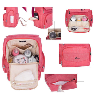 Baby Diaper Bag Backpack Large Capacity Nappy Waterproof Maternity Baby Bag For Mum Mummy
