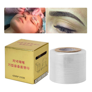 Tattoo Clear Wrap Cover Preservative Film Microblading Tattoo Film For Permanent Makeup Tattoo