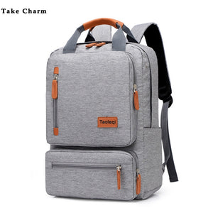 Casual Business Men Computer Backpack Light 15.6-inch Laptop Bag 2020 Lady Anti-theft Travel