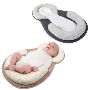 Baby Crib Bed Nest Newborn Stereotypes Pillow Travel Folding Infant Cradle Cot Multifunction