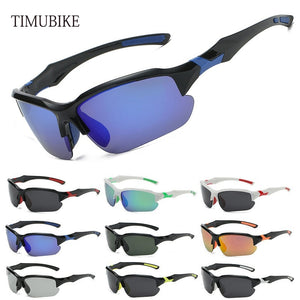 Embracing design cycling glasses bicycle sunglasses Photochromic Polarized Bike glasses One-piece