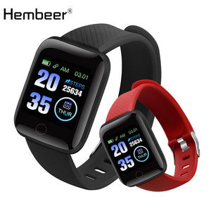hembeer D13 Fitness Watches Smart Watch Heart Rate Monitor Blood Pressure Monitor for ios Android
