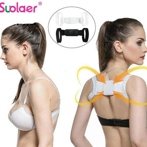 XL/L/M/S Posture Corrector Back Support Shoulder Belt Rectify Straighten Correction Men Women