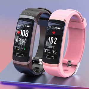 Letike GT101 Smart Bracelet Band With real-time Heart rate Monitor pulse IP67 Fitness Tracker