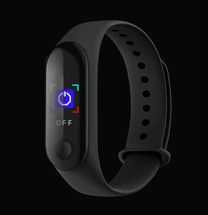 M3Pro Smart Watch Sport Smart Band Blood Pressure Monitor Smart Wristband Smartwatch Bracelet M3Plus