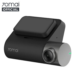 70mai Dash Cam Pro 1944P speed and GPS coordinates Cam Voice Control Parking Monitor Night Vision