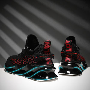 Outdoor Men Free Running for Men Jogging Walking Sports Shoes High-quality Lace-up Athietic