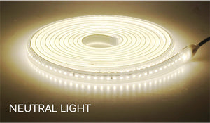220V LED Strip 2835 High Safety High Brightness 120LEDs/m Flexible LED Light Outdoor Waterproof