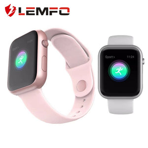 LEMFO SX16 Smart Watch Men for Apple Watch Women Heart Rate Blood Pressure Fitness Bracelet