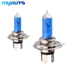 Car Light H1 H3 H4 H7 H8 H9 H11 9005 HB3 9006 HB4 Auto halogen lamp bulb Fog Lights 55W 100W 12V