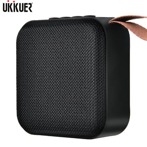 Portable Bluetooth Speaker Mini Wireless Loudspeaker Sound System 3D Stereo Music Surround Outdoor