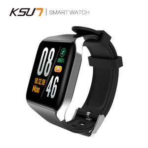 KSUN KSS901 Smart Bracelet Band With Heart rate Monitor ECG Blood Pressure IP68 Fitness Tracker