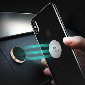 FLOVEME Magnetic Car Phone Holder For iPhone X Samsung Xiaomi Magnet Holder For Phone in Car