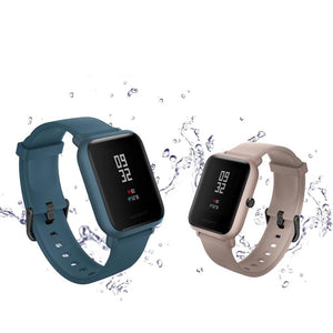 In Stock Global Version Amazfit Bip Lite Smart Watch 45-Day Battery Life 3ATM Water-resistance