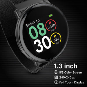 UMIDIGI Uwatch2 Smart Watch For Andriod,IOS 1.33' Full Touch Screen IP67 25 days Standby 7 Sport