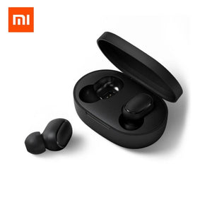 Xiaomi Redmi Airdots TWS Bluetooth Earphone Stereo bass BT 5.0 Eeadphones With Mic Handsfree Earbuds