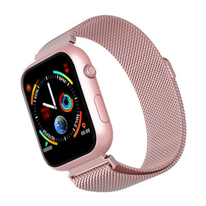 Smart Watch Heart Rate Blood Pressure Monitor Smart Watch Women Smartwatch Men 4 for Apple IOS