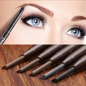 1 PC Women Waterproof Eye Liner Eyebrow Pen Pencil Eyebrow Eyeliner Makeup Cosmetic Beauty Tools 5