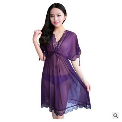 0304040e0a Shirt sleep nightgowns Sleepwear nightdress Women s sexy sleepwear sexy  women s nightgown women sleep wear sets with