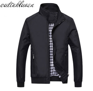 New 2017 Jacket Men Fashion Casual Loose Mens Jacket Sportswear Bomber Jacket Mens jackets men and