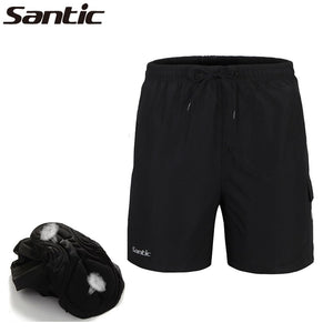 MTB Road Men's Cycling Loose Shorts Mountain Bike/Bicycle Leisure Baggy 3D Padded Thickening