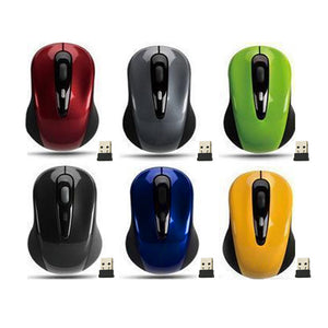 New Hot Selling Mini Small USB Wireless Mouse Optical Cordless Mice for Laptop Notebook