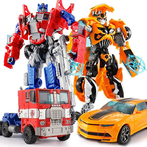 19.5cm Model Transformation Robot Car Action toys Plastic Toys Action Figure Toys BEST Gift For