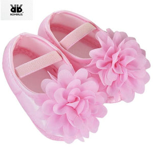 ROMIRUS Baby Shoes Sapatinhos Para Bebe Menina Moccasins Newborn Girls Booties for Babies Shoes